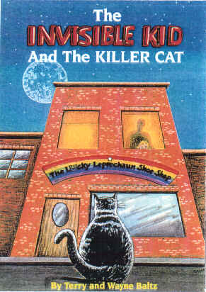 The Invisible Kid and The Killer Cat