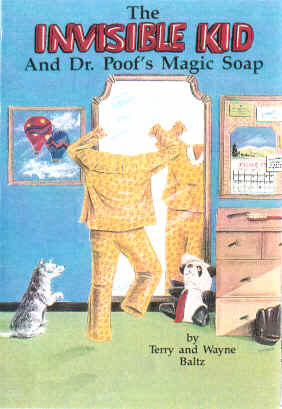 The Invisible Kid and Dr. Poof's Magic Soap